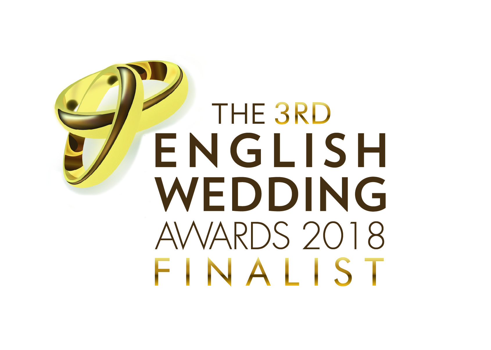 Finalists in the English Wedding Awards