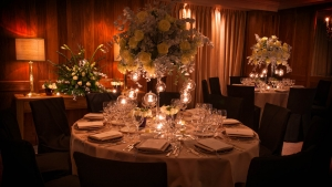 Fabulous Flowers Party Styling