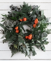 The Autumn Wreath
