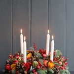 Advent Wreaths by Fabulous Flowers