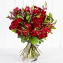 The Ruby Bouquet