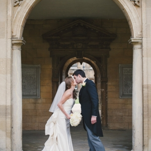 Fabulous Flowers for Ashleigh and Christophers' Oxford University Wedding