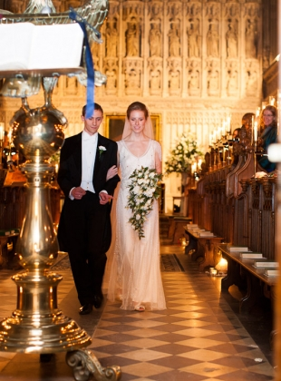 Oxford Winter Wedding