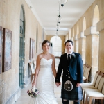 Scottish Style Flowers for a Blenheim Palace Wedding