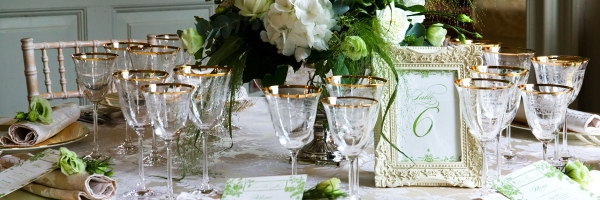 Fabulous Flowers Wedding Consultation