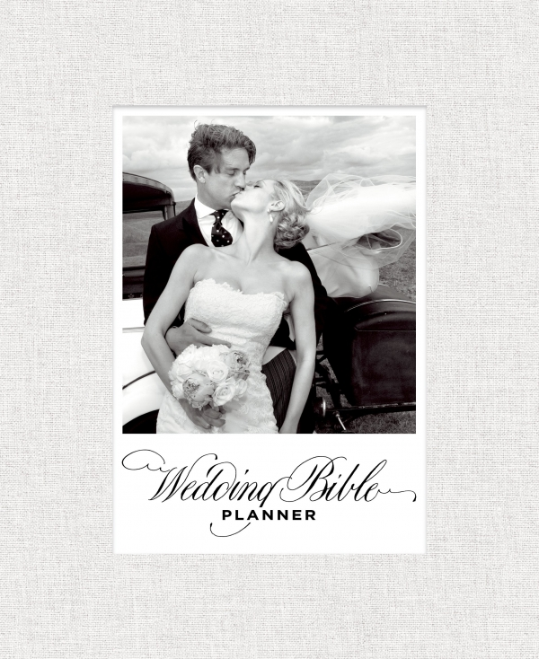 The Wedding Bible Planner