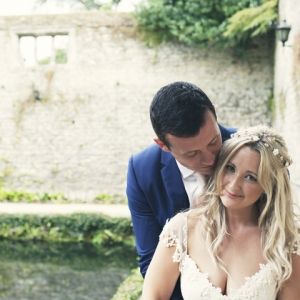 Vintage Wedding at Le Manoir