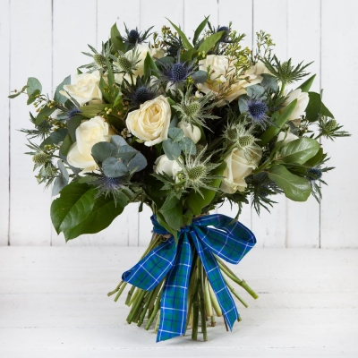 Burns Night Bouquet