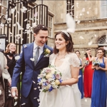 Claire and Dom's Rustic September Wedding