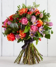 The Vibrant Bouquet