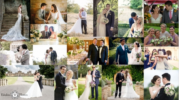 Another Fabulous Year of Weddings