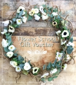 Flower School Gift Voucher