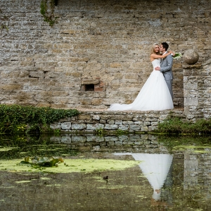 An Intimate Wedding at Le Manoir