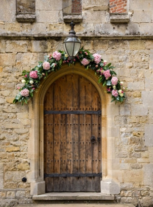 Gorgeous Summer Abbey Wedding