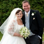 Romantic Wedding Flowers for Nicola and David's Oxfordshire Wedding