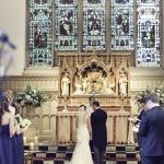Brandea and Carmines' Oxford College Wedding