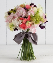 Oxford Sweet Pea Bouquet