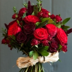 Surprise your loved one with a beautiful bouquet and a serenade…