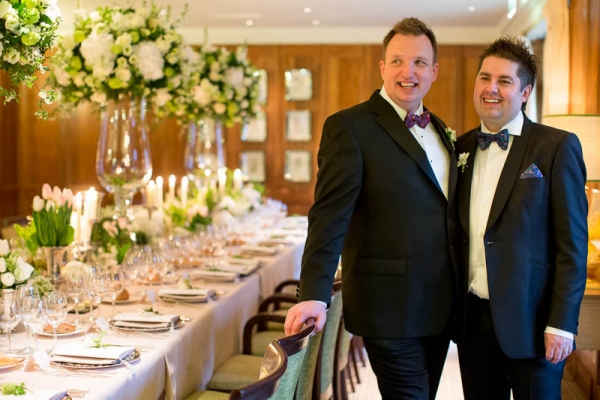 Matthew and Gary Get Married
