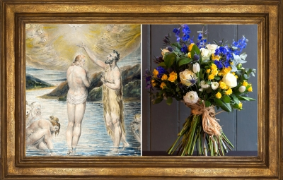 The William Blake Bouquet