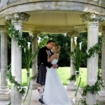 Outdoor Wedding at Ardington House
