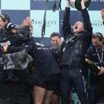 Fabulous Flowers Celebrates Oxford's Boat Race Win