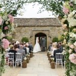 Caswell House Wedding Flowers