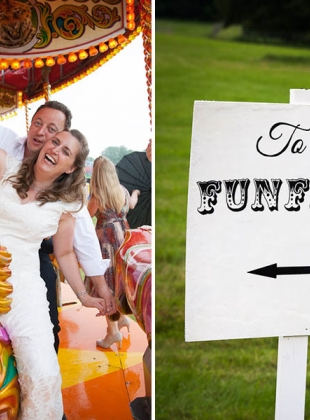 A Fairground Wedding