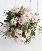 Luxury Pink Rose Bouquet