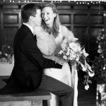 Winter Wedding at University College Oxford