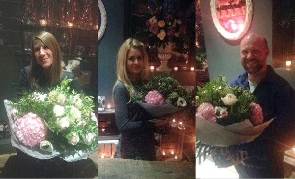A Night of Flowers and Fizz