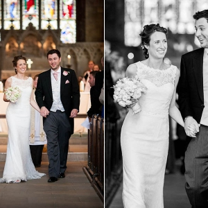 Francesca and Ian's Sunny Harrogate Wedding