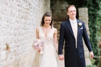 Wedding at Belmond Le Manoir