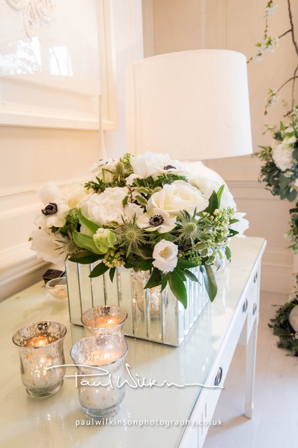 Flowers for an Intimate Wedding