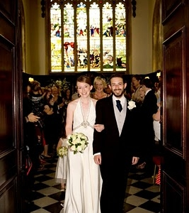 Oxford University Wedding Lincoln College