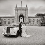 A Fabulous Hydrangea Wedding at Blenheim Palace