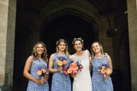 Keble College Wedding