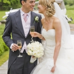 Summer Scented Wedding at Notley Abbey