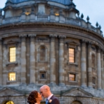 Fabulous Flowers for an Oxford City Wedding
