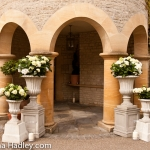 Summer Wedding Flowers at Le Manoir Oxfordshire