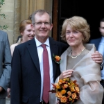 A Fabulous Autumnal Oxford University Wedding