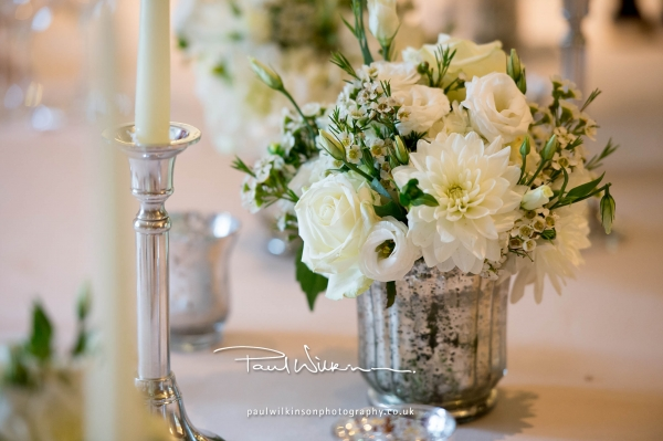 Timeless Style for a Wedding