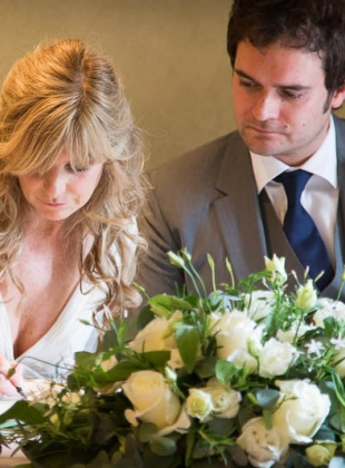Delightful Summer Wedding Flowers