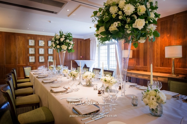 Timeless Style for a Wedding at Le Manoir aux Quat'Saisons