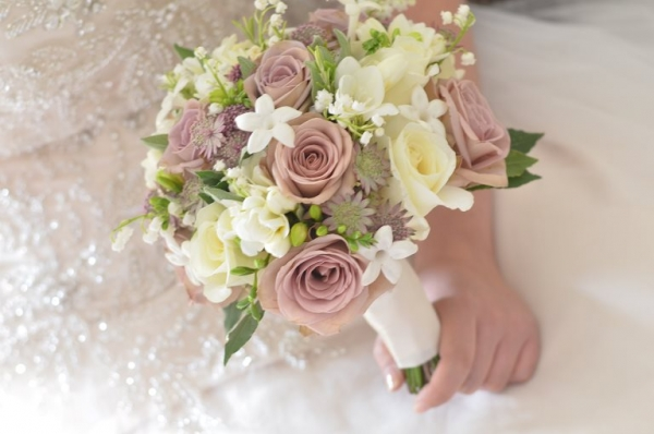 Beautiful and fabulous hand tied