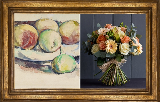 The Cezanne Bouquet
