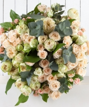 Luxury Jewel Rose Bouquet