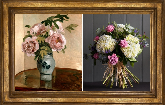 The Impressionist Bouquet