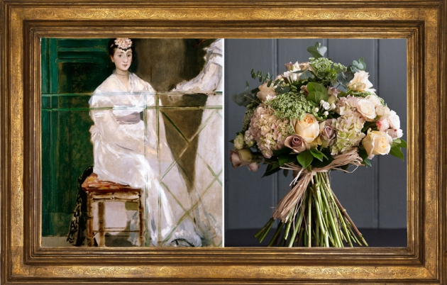 The Manet Bouquet