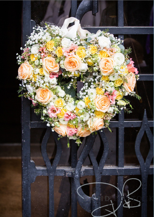 Burford Wedding Flowers